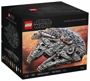 Lego Star Wars Millennium Falcon 75192 Ucs. New. Next Day Free Delivery In Usa