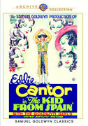 The Kid From Spain Dvd 1932 - Eddie Cantor Robert Young Leo Mccarey
