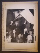 Unification Of Germany Press Wire Photo 1990 Both Germanys Will Unite Tonight