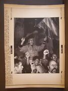 Unification Of Germany Press Wire Photo 1990 Brandenburg Gate The Heart Berlin
