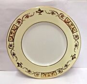 Spode Griffons And Urns Dinner Plate With Gold Trim 10 1/2 Best