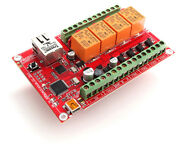 Arduino Web Internet Ethernet Relay Control Prodino 1wire Rs485 Opto In Oem
