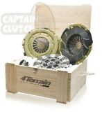 Heavy Duty 4terrain Clutch Kit For Holden Rodeo R9 And Ra 3.0l 4jhit Tdi 02-07