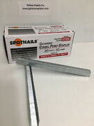 Spotnail 87006 71 Upholstery Staples 3/8 Leg, On Sale By 12 Boxes