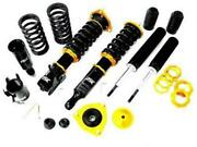 Isc Suspension N1 Coilovers For 05-07 Sti - S005-s