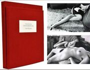 Three Poems From Fleurs Du Mal, Photos By Henri -bresson, Signed Le, 1997
