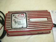Msd Btm Ignition Box Tested Good With Instructions. 7000 Rpm Chip