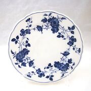 Fine China Japan Royal Meissen Bread And Butter Plates 6 5/8