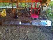 1963 Ford Fairlane Front Bumper All Steelgreat Shape