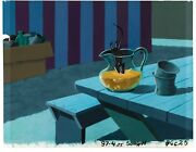 Charlotteand039s Web Production Cel And Key Master Background Obg Templeton Wilbur