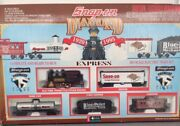 Snap On Tools Collectable 75th Anniversary Ho Scale Diamond Exp Train 25 Yrs Old