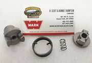 Warn 89570 Brake Spring And Coupler Kit For Vantage 3000 And 4000 Atv Winch