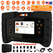 Fx6000 Full System Obd2 Scanner Diagnostic Tool Coding Programming Srs Abs Immo