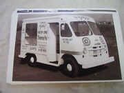 1950 And039s Chevrolet Donut Vending Truck Boyertown Body 11 X 17 Photo Picture