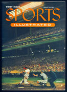 1954 Sports Illustrated 1 Plus Mint Insert Baseball Cards And Original Mailer