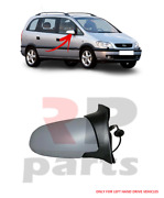 For Vauxhall Opel Zafira 99-02 Wing Mirror Electric For Painting Right O/s Lhd