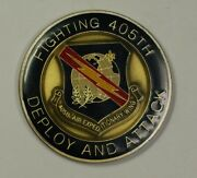 Usaf 405th Air Expeditionary Wing Operation Enduring Freedom Challenge Coin 47