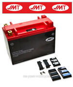 Yamaha Yfm 600 Fwa Grizzly 4wd 2001 Jmt Lithium Ion Battery Hjtx20h-fp