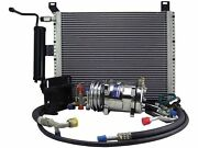 64 65 Mustang W/289 Or 302 A C Compressor Upgrade York To Sanden R12 To R134a