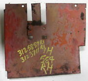 Case Ih 584 Right Vertical Side Cover Channel 3125857r1 3123711r1 Discontinued