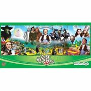 Panoramic The Wizard Of Oz 1000pc Puzzle By Masterpieces Puzzles 71745