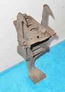 1966 Mustang Fastback Coupe Convertible Gt Shelby Original Front Hood Latch