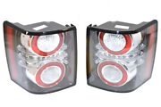 Sale Land Rover Range Rover L322 2010-12 Rear Led Stop And Flasher Taillight Set