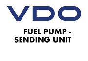 Vdo Fuel Pump Tank Sending Unit Gas Fits Iveco Man 224-082-007-009r