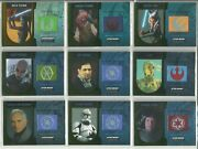 2016 Topps Star Wars Evolution Commemorative Flag Patch Gold Ed / 25 -you Pick