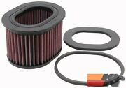 Kandn Replacement Air Filter For Yamaha Fzr1000 89-95 Ya-1089
