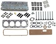 Cylinder Head Kit Ford 2000 2030 2130 4000 4030 4130 4040 4 Gas Cylinder Tractor