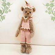 Rosebud Baerie Faerie By Cooperstown Artist Bear Collection
