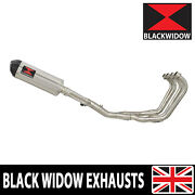 Xjr 1200 95-98 Xjr 1300 Sp 98-06 4-1 Exhaust System + Oval Silencer 300st