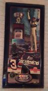 Snap On Tools Collectable Dale Earnhardt 1998 Busch Champion Jebco Wall Clock