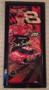 Snap On Tools Collectable 2000 Nascar 8 Bud Jebco Wall Clock