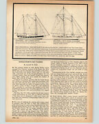 1966 Paper Ad Simplex Corp Privateer 44and039 Diesel Ketch Sailboat Yacht Tollycraft
