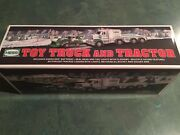 2013 Edition Hess Toy Truck And Tractor - New