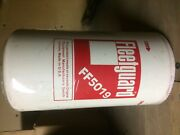 6 Fleetguard Ff5019 Fuel Filters Case Ih 986 966 1066 1086 Tractor Cat And More