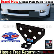 Sto N Sho | For 05-13 Chevy C6 Grand Sport/ Z06 Zr1 License Plate Bracket Sns28a