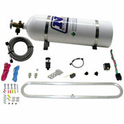 Nitrous Express 20000cr-15 - N-tercooler System For Co2 With 15lb Bottle Remote