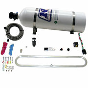 Nitrous Express 20000-15 - N-tercooler System With 15lb Bottle