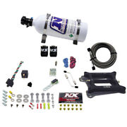 Nitrous Express 30040-05 - 4150 4-bbl/gasoline 50-100-150-200-250-300hp With 5
