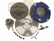 Heavy Duty Clutch Kit And Solid Flywheel And Slave For Holden Rodeo Ra 3.6l V6 05-07