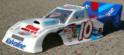 Standard 1/10 Clear Rc Car Body - Outlaw T - Dirt Oval Truck ...204