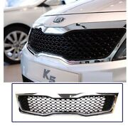 New Oem Radiator Grille Front For Kia 2011-2013 Optima 2.4l P/n 86350-2t000