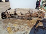 Front Axle 242 Transfer Case U-joint Style Axle Fits 98 Grand Cherokee 173354