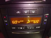 Oem Heater A/c Controls 2007 Cadillac Cts Non-htd Seats