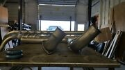 C3 1968-69 Corvette 427 Big Block Headpipes Only For Sidepipes