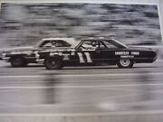 1964 Ford Stock Cars Nascar  12 X 18 Large Picture  Photo