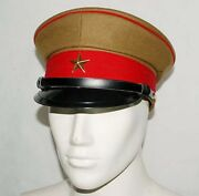Wwii-imperial-japanese-army Officers Wool Cap